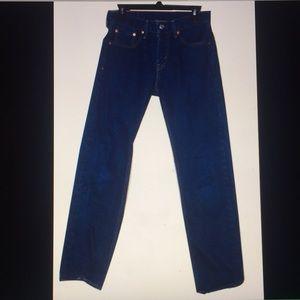 Levi's Men Jeans. Size W29 L32